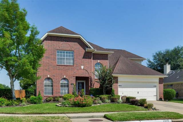 2919 Kensington Park, Pearland, TX 77581 (MLS #38762679) :: The Freund Group