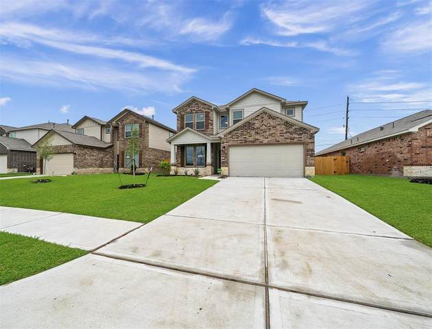 235 Murrieta Lane, Rosharon, TX 77583 (MLS #38916669) :: The Queen Team