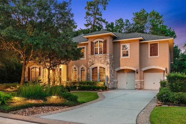 34 E Majestic Woods Place, The Woodlands, TX 77382 (MLS #3894947) :: Lerner Realty Solutions