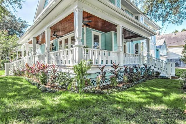 503 Bayland Avenue, Houston, TX 77009 (MLS #39010940) :: Krueger Real Estate