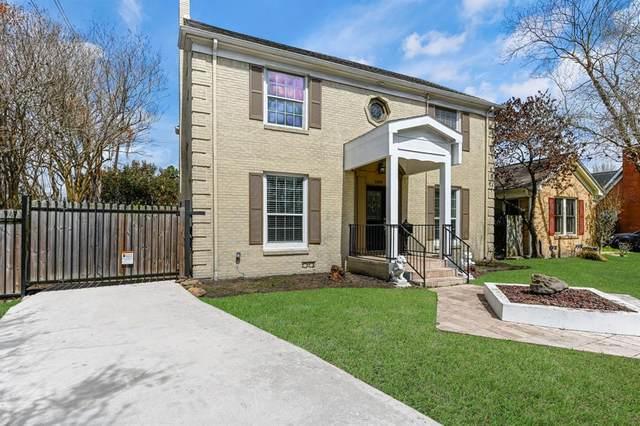 6601 Park Lane, Houston, TX 77023 (MLS #39038634) :: Texas Home Shop Realty