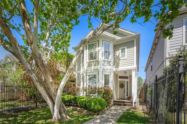 613 W 20th Street, Houston, TX 77008 (MLS #39055554) :: The Home Branch