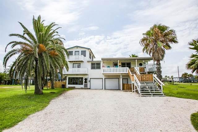 410 Surf Drive, Surfside Beach, TX 77541 (MLS #39153176) :: The Freund Group