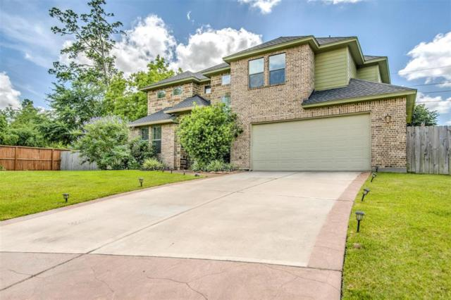 16203 Lobo Lane, Spring, TX 77379 (MLS #39178490) :: Texas Home Shop Realty