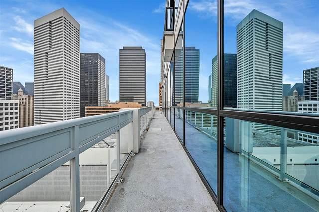 1211 Caroline Street #1903, Houston, TX 77002 (MLS #39321753) :: Connect Realty