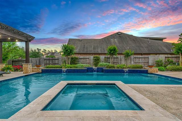 14014 Cole Point Drive, Humble, TX 77396 (#39557975) :: ORO Realty