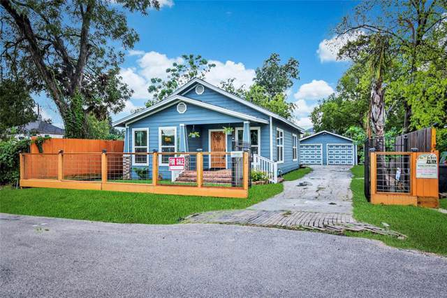 803 Vincent Street, Houston, TX 77009 (MLS #39558332) :: Green Residential