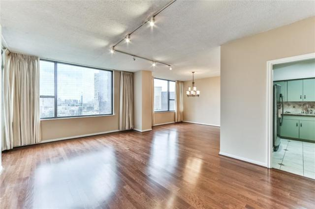 15 Greenway Plaza 11D, Houston, TX 77046 (MLS #39842456) :: The Bly Team