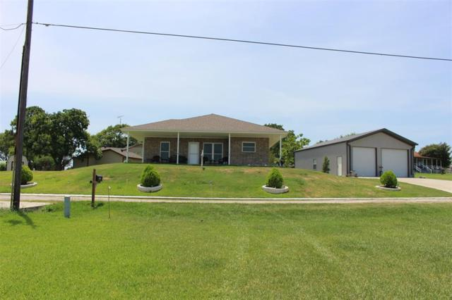 240 Fishermans Bend, Point Blank, TX 77364 (MLS #39929160) :: The SOLD by George Team