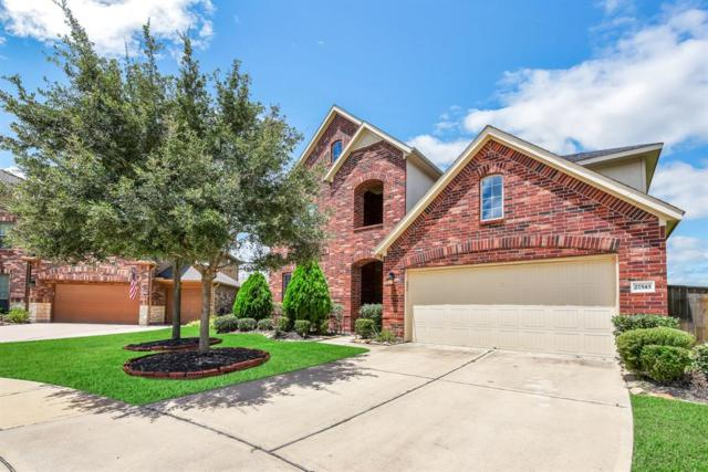27543 Fleming Bluff Court, Fulshear, TX 77441 (MLS #40044848) :: Giorgi Real Estate Group
