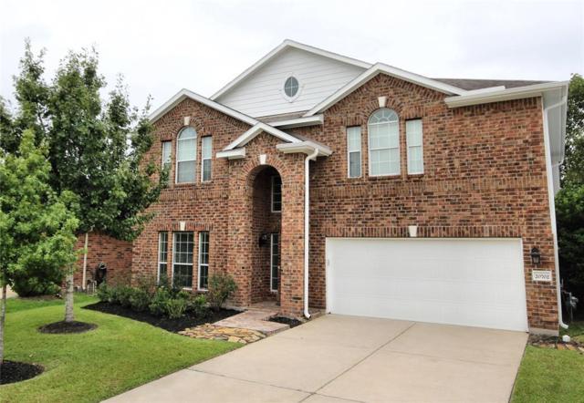 20702 Sapphire Lake Road, Richmond, TX 77407 (MLS #40193379) :: The Home Branch