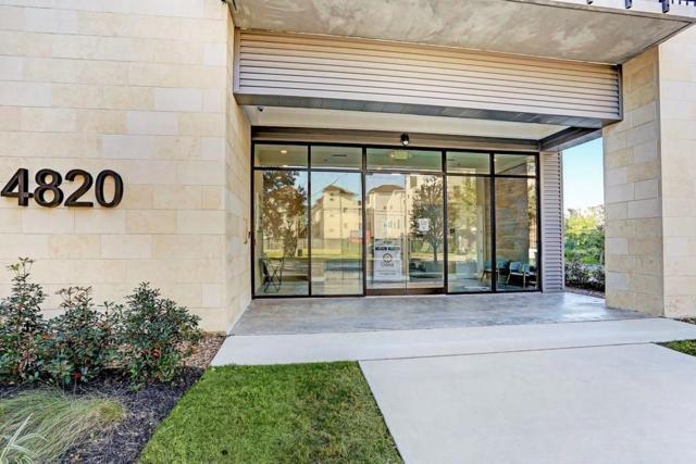 4820 Caroline Street #406, Houston, TX 77004 (MLS #40353698) :: Texas Home Shop Realty