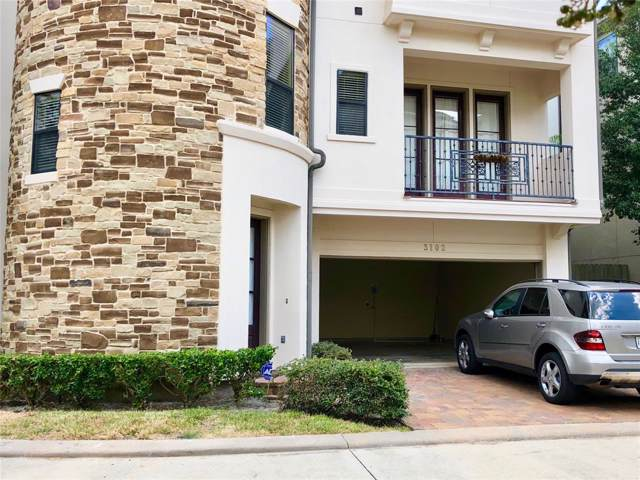 3102 Pemberton Ridge, Houston, TX 77025 (MLS #40547477) :: The Bly Team