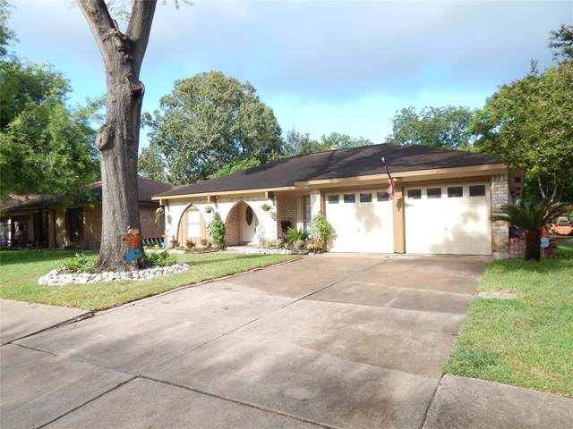 16211 White Star Drive, Houston, TX 77062 (MLS #40550128) :: The SOLD by George Team