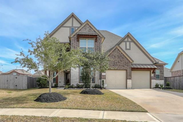 3527 Manor View Court, Pearland, TX 77584 (MLS #40722499) :: Texas Home Shop Realty