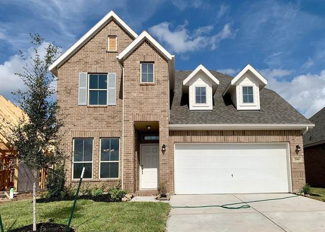 2910 Painted Sunrise Trail, Houston, TX 77045 (MLS #40801033) :: The Property Guys