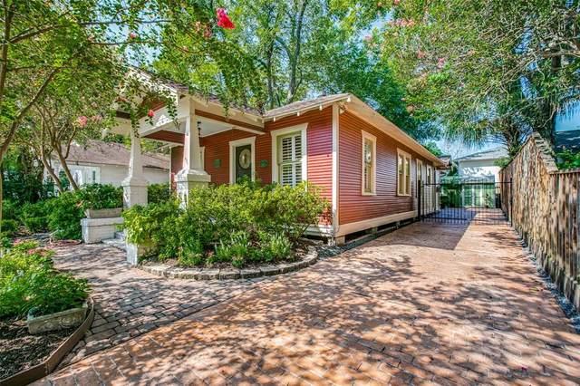 5407 Sheldon Street, Houston, TX 77008 (MLS #4105325) :: All Cities USA Realty
