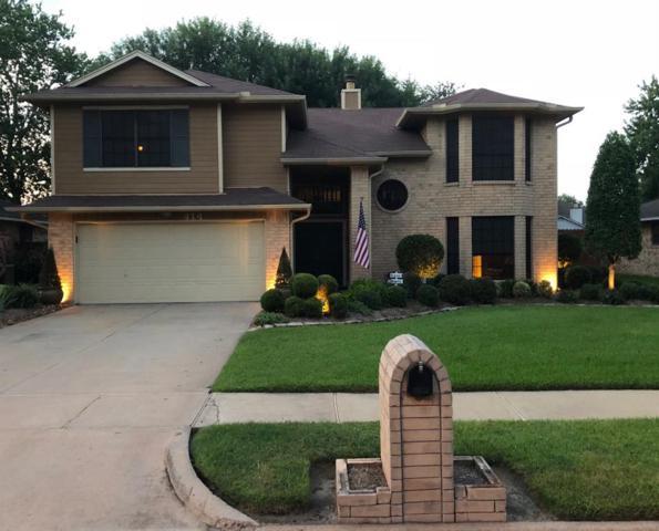 414 Kimswick Court, Deer Park, TX 77536 (MLS #41126797) :: Christy Buck Team