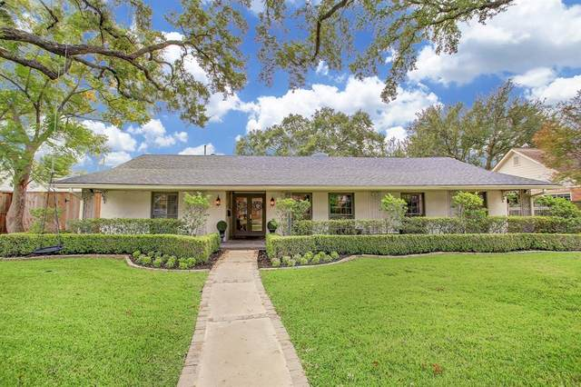 7507 Inwood Drive, Houston, TX 77063 (MLS #4112951) :: The Freund Group