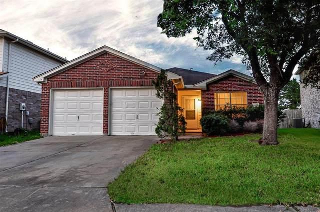 4806 Monarch Glen Lane, Katy, TX 77449 (MLS #41144513) :: The Bly Team