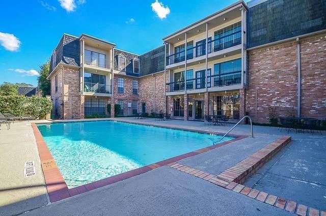 2400 N Braeswood Boulevard #134, Houston, TX 77030 (MLS #41150510) :: Ellison Real Estate Team