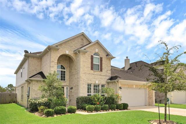 340 Woodway Drive, League City, TX 77573 (MLS #41221485) :: The Queen Team