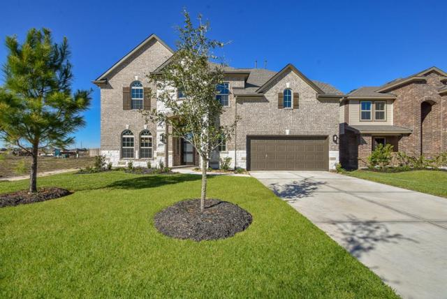 2619 Half Dome Drive, Rosharon, TX 77583 (MLS #41471856) :: Texas Home Shop Realty