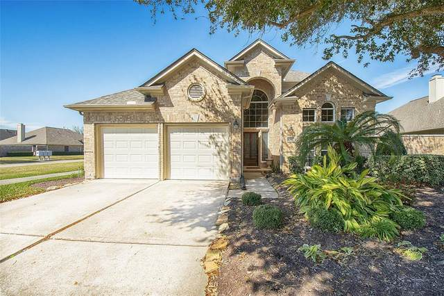 2318 Fairway Pointe Drive, League City, TX 77573 (MLS #41528096) :: Ellison Real Estate Team