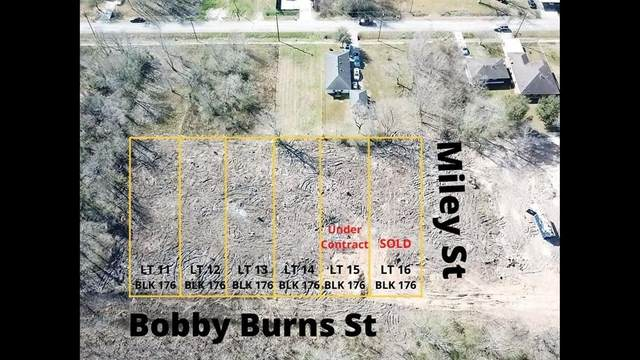 0 Bobby Burns Lot12 Street, Houston, TX 77028 (MLS #41531790) :: The Bly Team
