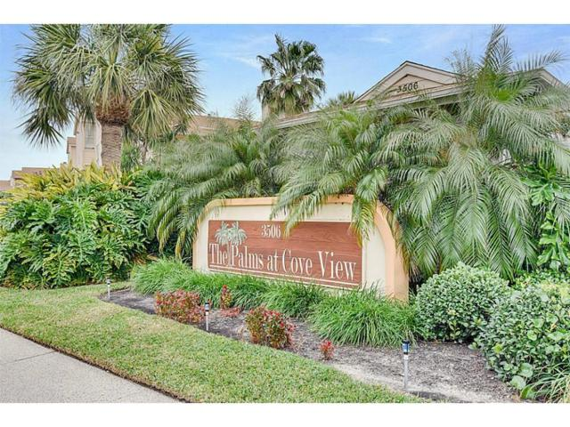 3506 Cove View Boulevard #502, Galveston, TX 77554 (MLS #41548041) :: Team Parodi at Realty Associates