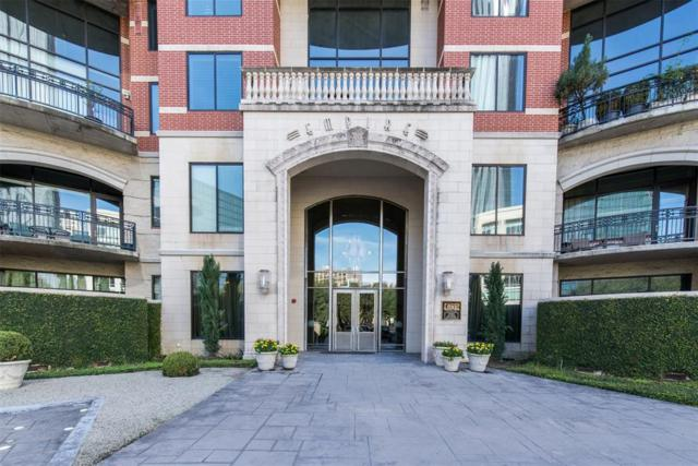 5005 Hidalgo Street #406, Houston, TX 77056 (MLS #41636434) :: Christy Buck Team
