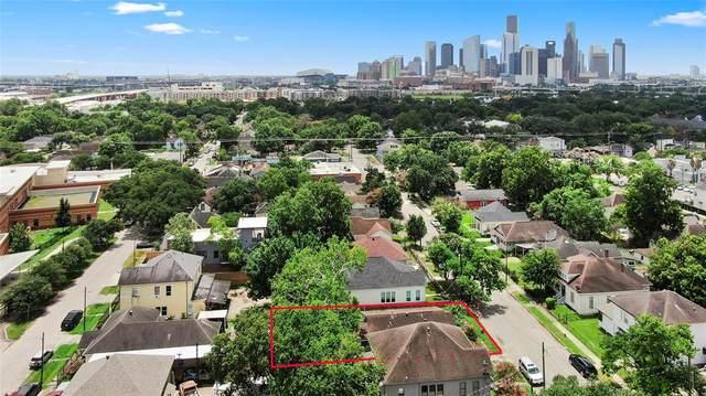 1924 Chapman Street, Houston, TX 77009 (MLS #41704666) :: The Property Guys