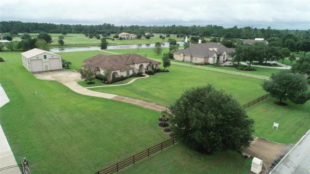 444 High Meadow Ranch Drive E, Magnolia, TX 77355 (MLS #41756748) :: The Heyl Group at Keller Williams