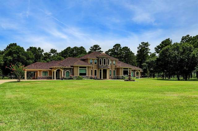 21745 Fm 2920 Road, Hockley, TX 77447 (MLS #41775070) :: The SOLD by George Team