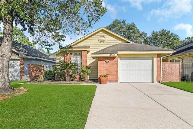 8558 Pool Creek Drive, Houston, TX 77095 (MLS #41817403) :: Connect Realty