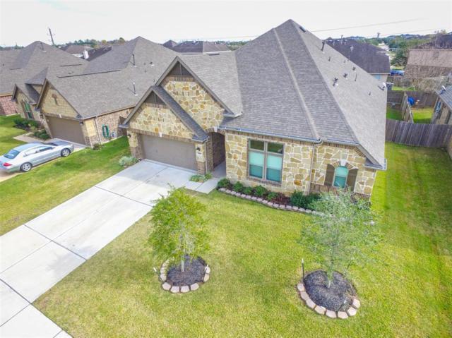 3407 Ross Lane, Manvel, TX 77578 (MLS #41910514) :: Christy Buck Team