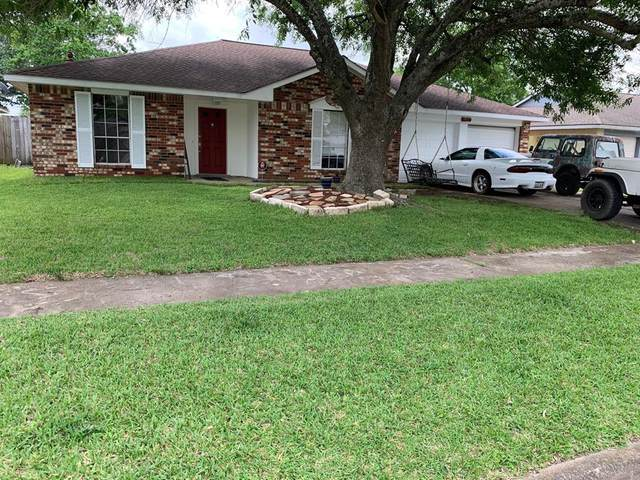 17610 Heritage Creek Drive, Webster, TX 77598 (MLS #42021926) :: The Bly Team