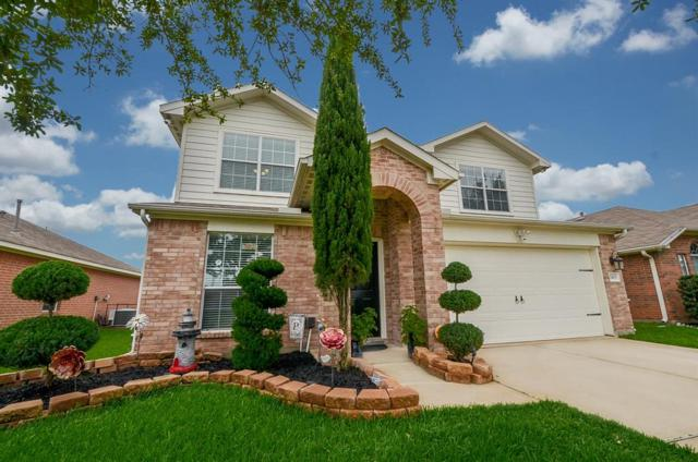2411 Blue Reef Drive, Katy, TX 77449 (MLS #42059115) :: Texas Home Shop Realty