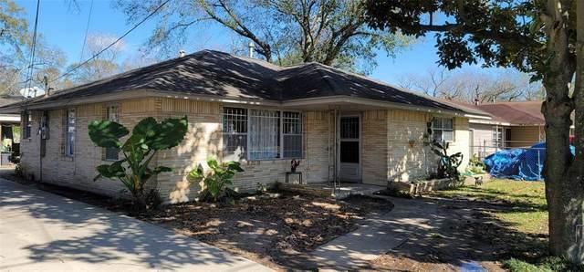 2501 Bostic Street, Houston, TX 77093 (MLS #42423584) :: The Home Branch