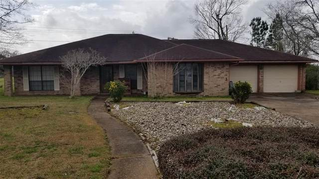 1411 Andover Lane, Livingston, TX 77351 (MLS #42452461) :: The Sansone Group