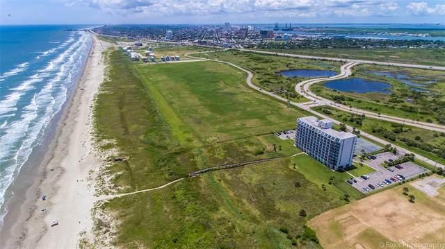 415 East Beach Drive 701-702, Galveston, TX 77550 (MLS #42618990) :: Caskey Realty