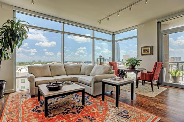 2207 Bancroft Street #804, Houston, TX 77027 (MLS #42730214) :: The Heyl Group at Keller Williams