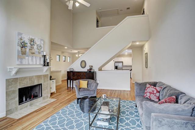 650 Westcross Street #55, Houston, TX 77018 (MLS #43246779) :: Texas Home Shop Realty