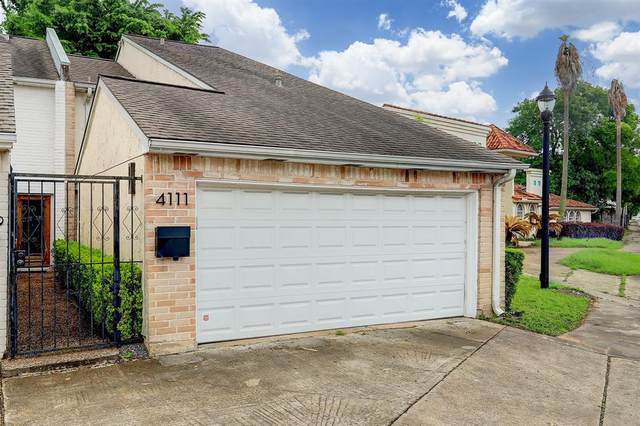 4111 Bissonnet Street, West University Place, TX 77005 (#43319361) :: ORO Realty