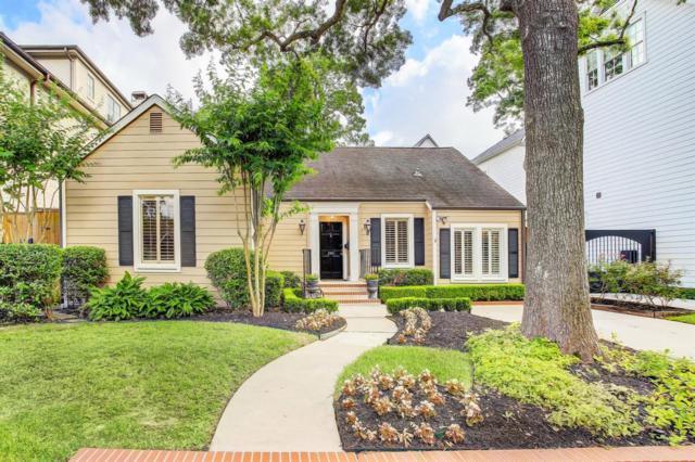 2221 North Boulevard, Houston, TX 77098 (MLS #43364142) :: Texas Home Shop Realty