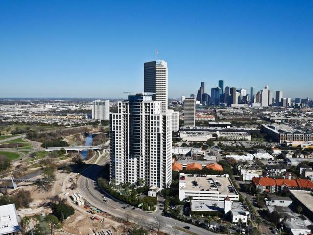 3333 Allen Parkway #2701, Houston, TX 77019 (MLS #43481284) :: Glenn Allen Properties