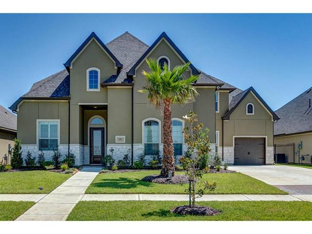 633 Appia Drive, Kemah, TX 77565 (MLS #43492294) :: Giorgi Real Estate Group