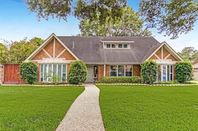 5211 Loch Lomond Drive, Houston, TX 77096 (MLS #43523707) :: The SOLD by George Team
