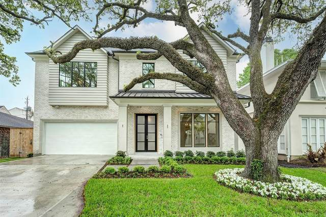 3721 Overbrook Lane, Houston, TX 77027 (MLS #43554936) :: Connell Team with Better Homes and Gardens, Gary Greene