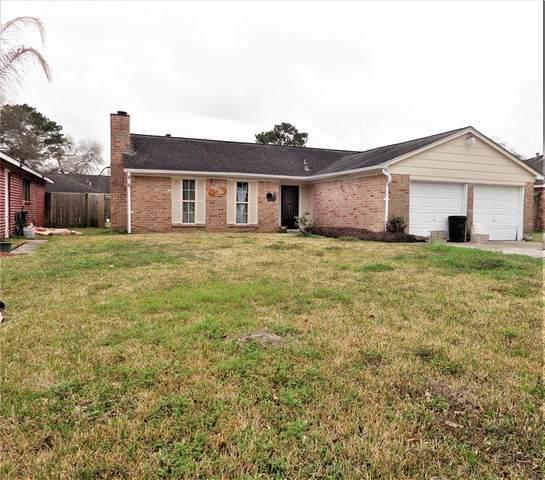 12610 Enchanted Path Drive, Houston, TX 77044 (MLS #43590465) :: The Property Guys